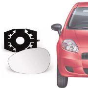 Base Espelho Retrovisor Fiat Punto / Lines 2006 07 08 09 10 11 12 13 14 15 16 Completo Acompanha Espelho