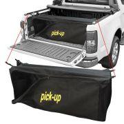 Bolsa Impermeável Organizadora Para Caçamba Picape Pick-up Chevrolet S10 S-10