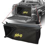 Bolsa Impermeável Organizadora Para Caçamba Picape Pick-up Fiat Strada