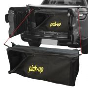 Bolsa Impermeável Organizadora Para Caçamba Picape Pick-up Fiat Toro
