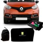 Bolsa Organizadora Porta Mala Tevic Renault Captur