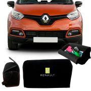 Bolsa Organizadora Porta Mala Tevic Renault Captur 14 Litros