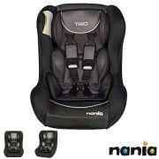 Cadeira Cadeirinha Automóvel Nania Trio Sp Comfort 0 à 25kg Graphic Black