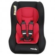Cadeira Cadeirinha Automóvel Nania Trio Accés Rouge 0 à 25kg