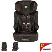Cadeira Cadeirinha Para Auto Carro Ferrari Beline Sp 9 A 36 Kg Black