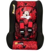 Cadeira Cadeirinha Para Auto Trio Minnie Mouse 25Kg Disney
