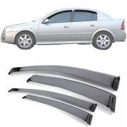 Calha de Chuva Esportiva Chevrolet Astra 2000 Até 2013 4 Portas