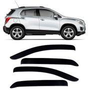 Calha de Chuva Esportiva Chevrolet Tracker 2020 Em Diante
