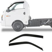 Calha de Chuva Esportiva Hyundai HR 2005 Até 2017 Fumê Ecoflex