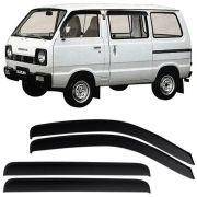 Calha de Chuva Esportiva Suzuki Carry 4 Portas Fumê