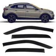 Calha de Chuva Volkswagen Nivus 2020 Em Diante Fumê