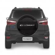 Capa de Estepe Rígida Parcial Ford Ecosport 2018 19 20 21 Preto Bristol