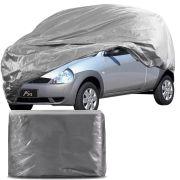 Capa Para Cobrir Carro Forro Impermeável Ford Ka Antigo Tamanho P
