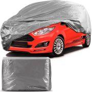 Capa Para Cobrir Carro Forro Impermeável Ford New Fiesta Tamanho P