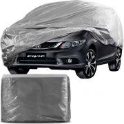 Capa Para Cobrir Carro Forro Impermeável Honda Civic Tamanho G