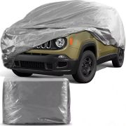 Capa Para Cobrir Carro Forro Impermeável Jeep Renegade Tamanho M