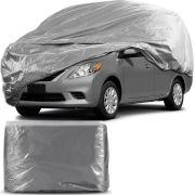Capa Para Cobrir Carro Forro Impermeável Nissan Versa Tamanho G