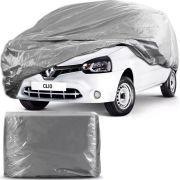 Capa Para Cobrir Carro Forro Impermeável Renault Clio Tamanho P