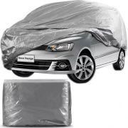 Capa Para Cobrir Carro Forro Impermeável Volkswagen Voyage Tamanho P