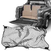 Rede Elástica de Caçamba Para Contenção de Bagagem CargoFix Big CargoNet Universal Fiat Strada