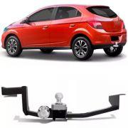 Engate Para Reboque Rabicho Chevrolet Onix Ls Lt Ltz 1.0  1.4 2012 13 14 15 16 17 18 19 Tração 400Kg InMetro