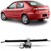 Engate Para Reboque Rabicho Chevrolet Prisma 2007 08 09 10 11 12 Tração 400Kg InMetro