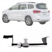 Engate Para Reboque Rabicho Chevrolet Spin Lt Premier 2020 21 Tração 400Kg InMetro