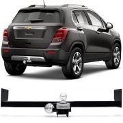Engate Para Reboque Rabicho Chevrolet Tracker 2014 15 16 17 Tração 400Kg InMetro