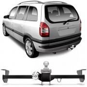 Engate Para Reboque Rabicho Chevrolet Zafira 2001 Até 2012 Tração 400Kg InMetro