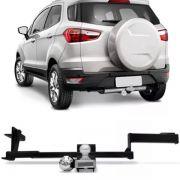 Engate Para Reboque Rabicho Ford Ecosport Xlt S Freestyle Titanium 2013 14 15 16 17 Tração 400Kg InMetro