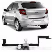 Engate Para Reboque Rabicho Ford Ka Se Sel 1.0 2015 16 17 Tração 400Kg InMetro