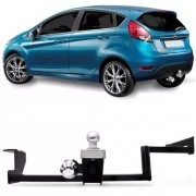 Engate Para Reboque Rabicho Ford New Fiesta 2014 15 16 Tração 400Kg InMetro