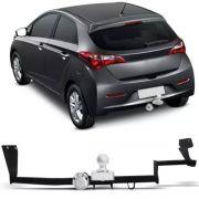 Engate Para Reboque Rabicho Hyundai Hb20 2012 13 14 15 16 17 18 19 20/... / Hb20x Hatch 2012 13 14 15 Tração 400Kg InMetro