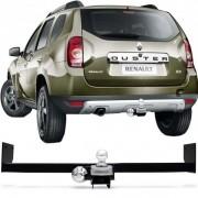 Engate Para Reboque Rabicho Renault Duster 2012 13 14 15 Tração 400Kg InMetro