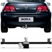 Engate Para Reboque Rabicho Volkswagen Bora 2001 02 03 04 05 Tração 400Kg InMetro