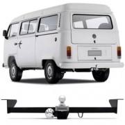 Engate Para Reboque Rabicho Volkswagen Kombi 1997 Até 2012 Tração 400Kg InMetro