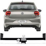 Engate Para Reboque Rabicho Volkswagen Polo 2018 19 Tração 400Kg InMetro