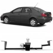 Engate Para Reboque Toyota Corolla 2003 04 05 06 07 08 Tração 400Kg InMetro
