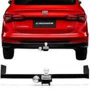 Engate Para Reboque Rabicho Fiat Cronos 2018 Em Diante Tração 400Kg InMetro