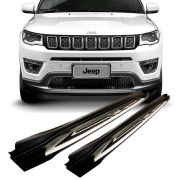 Estribo Lateral Plataforma Jeep Compass 2017 18 19