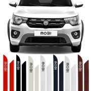 Friso Lateral na Cor Original Fiat Mobi 2016 17 18 19