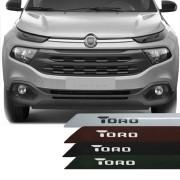 Friso Lateral na Cor Original Fiat Toro 2016 17 18 19 20 21