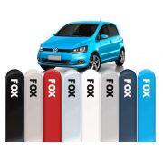 Friso Lateral na Cor Original Volkswagen Fox 2014 15 16 17 18 19