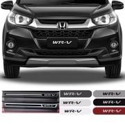 Kit Friso Lateral E Soleira Resinada Honda WRV