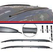 Longarina de Teto Original da Montadora Ford Ecosport Direct PCD 2013 14 15 16 17 18 19 20 2 Unidades