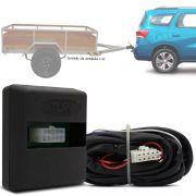 Módulo Automotivo para Iluminação de Engate Reboque Plug And Play Chevrolet Spin 2019 Fácil Instalação Connect 1O