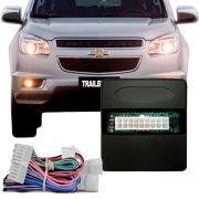 Módulo de Vidro Antiesmagamento Chevrolet Trailblazer Diesel C My Link PRO4.22AS