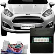 Módulo de Vidro Antiesmagamento Ford New Fiesta Sedan Powershift 2014 Em Diante LVX 5 CH