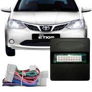 Módulo de Vidro Antiesmagamento Toyota Etios Até 2014 PRO 4.8 AT