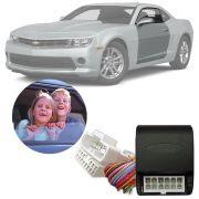 Módulo de Vidro Elétrico Chevrolet Camaro 2010 11 12 13 14 15 Com Vidros Elétricos Função Antiesmagamento LVX 5.3